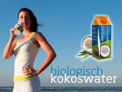 Biologisch Kokoswater