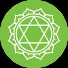 Chakra 4 affirmatie Liefde (groen)