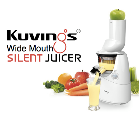 Kuvings Wide Mouth Slowjuicer