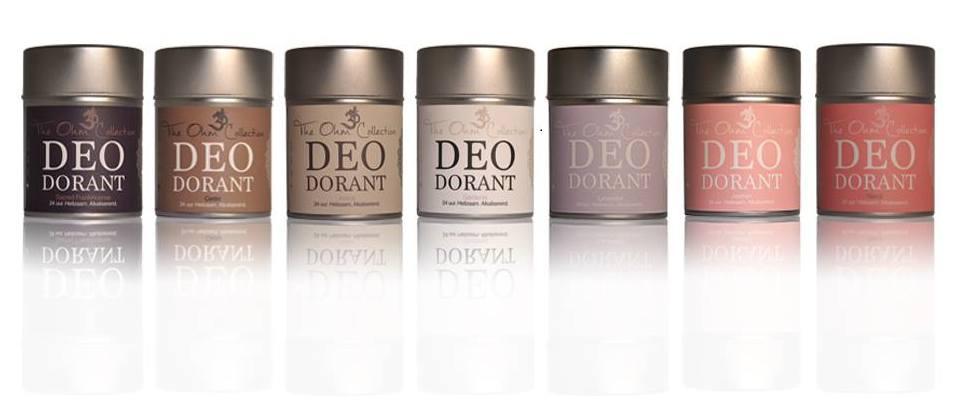 Natuurlijke en effectieve Deo Dorant!
