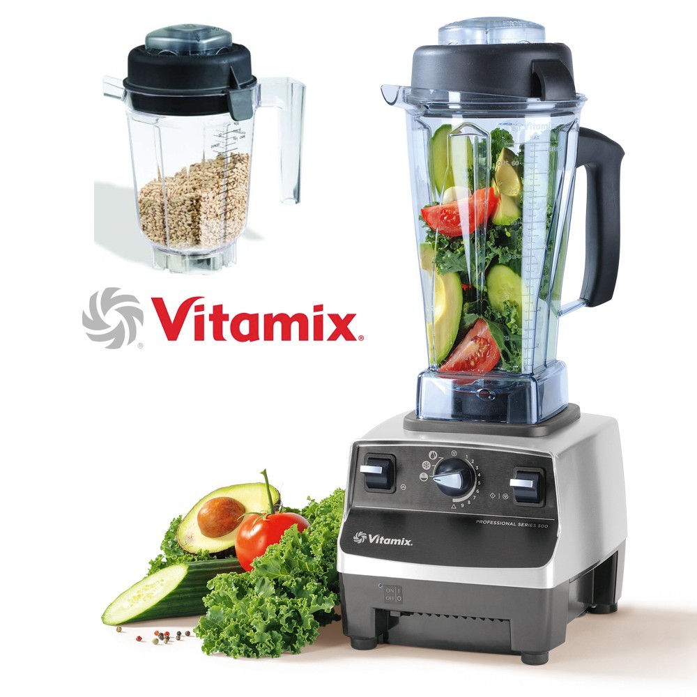 Vitamix blenders!