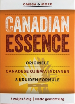 Canadian Essence Kruidenthee