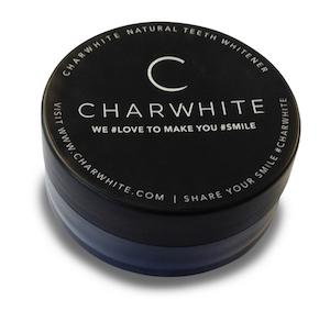 Charwhite Natural Teeth Whitening Powder