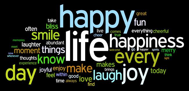 Groei gelukkig