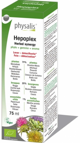 Bio Hepaplex Herbal Synergy