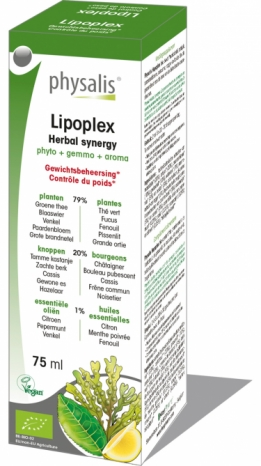 Bio Lipoplex Herbal Synergy