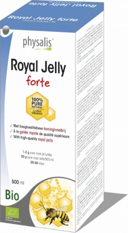 Bio Royal Jelly forte