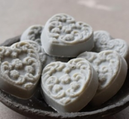 Healing Arts LOVE soap 100 gram