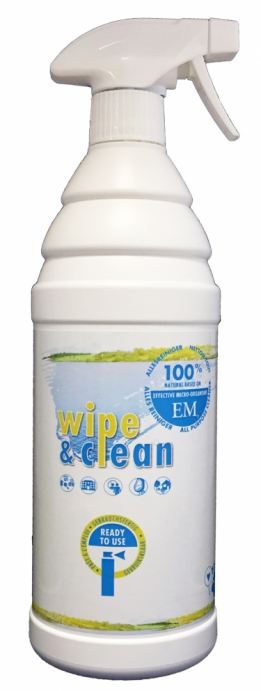 WIpe & Clean Spuitflacon Classic