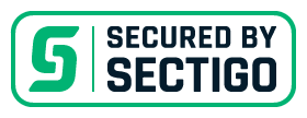 Sectigo SSL-EV Trust seal